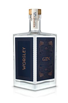 Buy the UK's most luxury Gin, handcrafted from grain to glass in the UK. Small batch, artisan Gin for the ultimate gin treat Tequila Drinks, Liquor Drinks, Cocktails, Cocktail Recipes, Alcohol Bottles, Liquor Bottles, Beverage Packaging, Bottle Packaging, Whisky