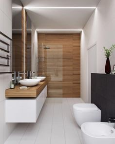 The other small bathroom design ideas are fresh and revolutionary, rethinking what we expect a bathroom design should look like. design badezimmer 10 Small Bathroom Ideas for Minimalist Houses Minimalist Home, Modern Bathroom Design, Small Bathroom Pictures, Bathroom Remodel Master, Small Bathroom Remodel, Beautiful Bathrooms, Bathroom Design Small, Luxury Bathroom, Diy Bathroom Remodel