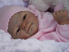 *CLARE'S BABIES* Stunning Reborn Baby Girl doll * COCO MALU by Elisa Marx | eBay