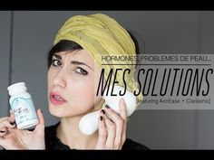 Featured on popular fashion & beauty blog Et pourquoi pas Coline. AcnEase is part of Coline's daily skincare routine & is now the same for many of her fans! - YouTube #acne www.acnease.com