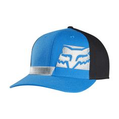 12a01141c8434 Fox Racing Dialed Flexfit Hat - Vulcinity