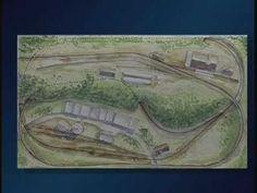 Building a Model Railroad Series #1--Designing