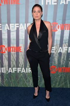 "Maura Tierney Photos Photos - Actress Maura Tierney attends premiere of SHOWTIME drama ""The Affair"" held at North River Lobster Company on October 6, 2014 in New York City. - 'The Affair' Premieres in NYC — Part 2"