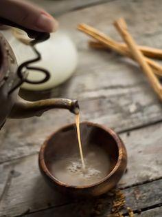 Rústica: Té Masala Chai/Masala Chai tea.