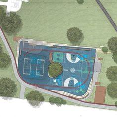 Box Hill Gardens Multi Purpose Area by ASPECT Studios « Landscape Architecture Works   Landezine