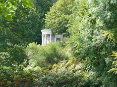 Parc Jean Jacques Rousseau, Ermenonville 2011   Venez découvrir les forêts de l'Oise !   © Oise Tourisme / Oise, Parcs, Trunks, Rousseau, Gardens, Drill Bit, Tourism, Drift Wood, Tree Trunks