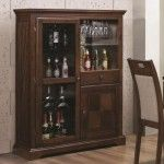 $785.00  Coaster Furniture - Warren Curio Cabinet - 103664