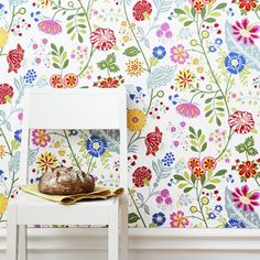 Papier peint Amelie - Sandberg