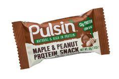 Pulsin Maple & Peanut Snack