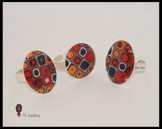 Pti Kikó Creations: New rings