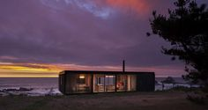 module-house-in-chile-viewed-at-sunset
