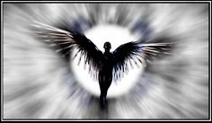 Angel by ~codybcullen  on Deviantart    Would make a nice tattoo!