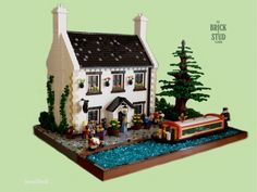 The Brick and Stud Tavern | by Snaillad