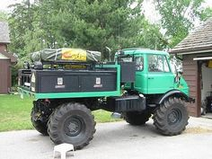 Unimog ready for offroad - THE UNIMOG BLOG