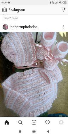 Crochet Baby Clothes, Crochet Girls, Crochet Baby Hats, Crochet For Kids, Baby Cardigan Knitting Pattern Free, Baby Sweater Patterns, Baby Knitting, Baby Patterns, Free Knitting Patterns Uk