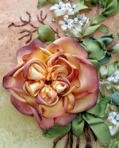 Gallery.ru / Роза крупным планом - Любимые розы - silkfantasy