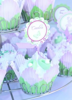 "Photo 4 of 10: Tinkerbell / Birthday ""Carolina's Pixie Fairy Party"" | Catch My Party"