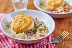 Recipe: Slow Cooker Veggie Pot Pie — Quick and Easy Vegetarian Dinners #recipes #food #kitchen