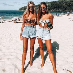 Trendy Beachwear for the Summer (notitle) Shotting Photo, Summer Outfits, Cute Outfits, Bff Pictures, Fashion Pictures, Summer Pictures, Seaside Pictures, Beach Photos, Best Friend Goals