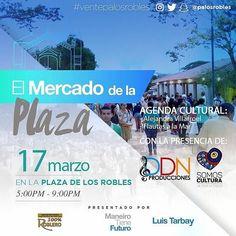 #HoyEnLaIsla Se parte de la diversión se parte de #ElMercadoDeLaPlaza