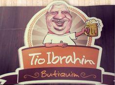 Sem Reservas: Tio Ibrahim