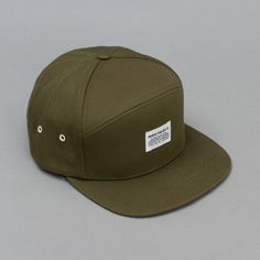 Norse Projects 7 Panel Cap