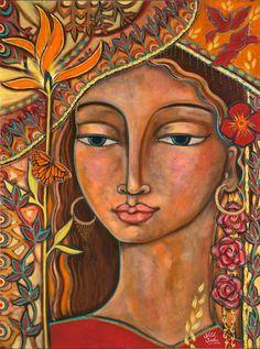 Visionary artist, Shiloh Sophia McCloud.