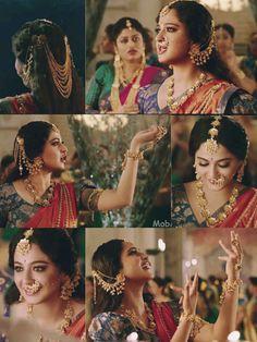 Bridal jwlry Antique Jewellery Designs, Fancy Jewellery, Gold Earrings Designs, Royal Indian Wedding, Wedding Lehnga, Bridal Hair Buns, Indian Look, Festival Looks, Ladies Day