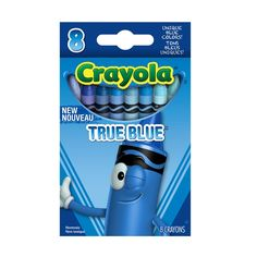 New for 2013 - The Crayola Tip Color Collection Set Blue Crayon, Crayon Art, Crayola Set, School Supplies, Craft Supplies, Disney Princess Memes, School Accessories, School Stationery, Shopping