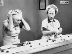 I Love Lucy Candy Factory | more-i-love-lucy-chocolate-and-furiously-faster-frequently-fantastical ...