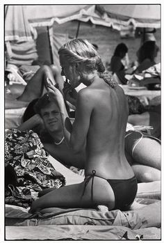 Elliot Erwitt, St. Tropez 1978
