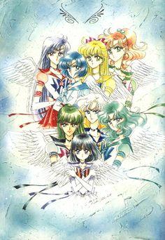 Sailor Moon :))