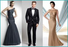 Formal Evening Dresses - wow the black dress!!