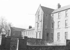 Dundee East poorhouse, 1977