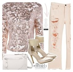 """""""Soft colors"""" by vanjazivadinovic ❤ liked on Polyvore featuring Alexander Wang, polyvoreeditorial and zaful"""