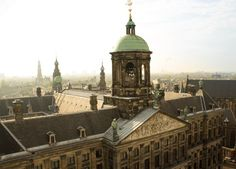 Amsterdam - Royal Palace - The Netherlands