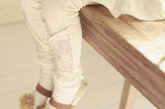 Amber Pure Plat Leggings (3C)