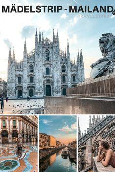 Traveldiary - girls trip to Milan - La Katy Fox - Travel Tips Europe Travel Tips, Italy Travel, Travel Guides, Travel Hacks, Budget Travel, Destinations D'europe, Milan Travel, Travel Plane, Paris Travel