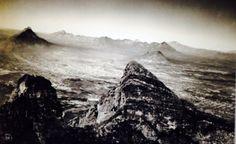 Vista desde el Cerro de la Silla 1955