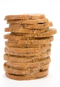 Delicious recipe for salt free cheesy rye rounds. Always a crowd pleasure…