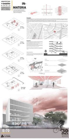 Meet the winning projects of the National Meeting of Architectural Studies . - Meet the winning projects of the National Meeting of Architecture Students – … – – - Landscape Architecture Model, Architecture Concept Drawings, Conceptual Architecture, Architecture Sketchbook, Architecture Panel, Architecture Wallpaper, Architecture Visualization, Architecture Portfolio, Architecture Design