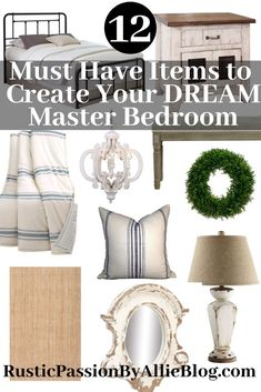 The Secret to looking like a pro when you arent one! Joanna Gaines Inspired Master Bedroom Must Haves to create the Perfect Bedroom you will never want to leave. | 7M Woodworking loves sharing tips for woodworking projects DIY & rustic interior design alongside unique handmade wooden tables, reclaimed barn beam lightning, and other woodworking projects. Check out www.7mwoodworking.com (312) 545-0331