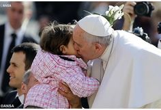 Pope: a society can be judged by the way it treats its children