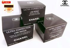 Chanel Ultra Correction Line Repair Anti-Wrinkle versiegelt NEU 3 Pcs/Set Best Anti Aging, Anti Aging Skin Care, Natural Skin Care, Chanel Sublimage, Toe Fungus, Skin Treatments, Firming Cream, Prevent Wrinkles, Eyes