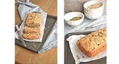Een lekker gevuld brood om voor de lunch of als tussendoortje te eten, dit volkoren zadenbrood. Het kost slechts tien minuten om te maken (ook fijn) en daarna hoef je alleen nog maar op de oven te wachten tot ie klaar is.