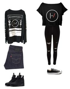 """twenty one pilots"" by fashionlover208 on Polyvore featuring interior…"