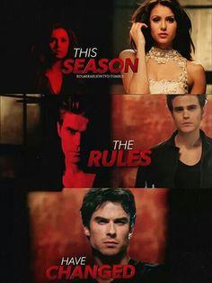 The Vampire Diaries  I'm not liking season 5 very much. It has it's moments but for the most part I think seasons 1-4 were good. Season 3 was my favorite.