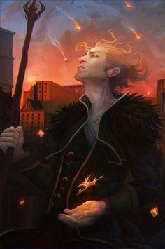 Андерс,DA персонажи,Dragon Age,фэндомы,DA2