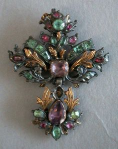 18th century pendant from Spain.