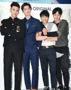 Dark Blue And Moonlight Bad Romance, Romance And Love, Best Taiwanese Drama, Best Romantic Comedies, Love Scenes, Japanese Drama, Thai Drama, Couple Outfits, Drama Movies